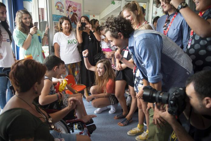 Social World Film Festival, Katherine Kelly Lang madrina a Vico Equense