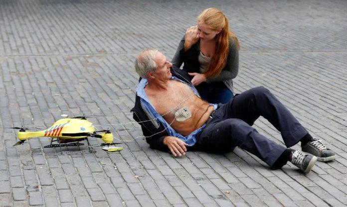 Si chiama Ambulance Drone ed è il drone ambulanza