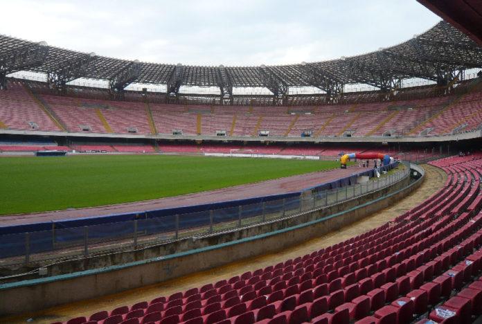 Stadio San Paolo, il Comune approva il restyling della pista d'atletica