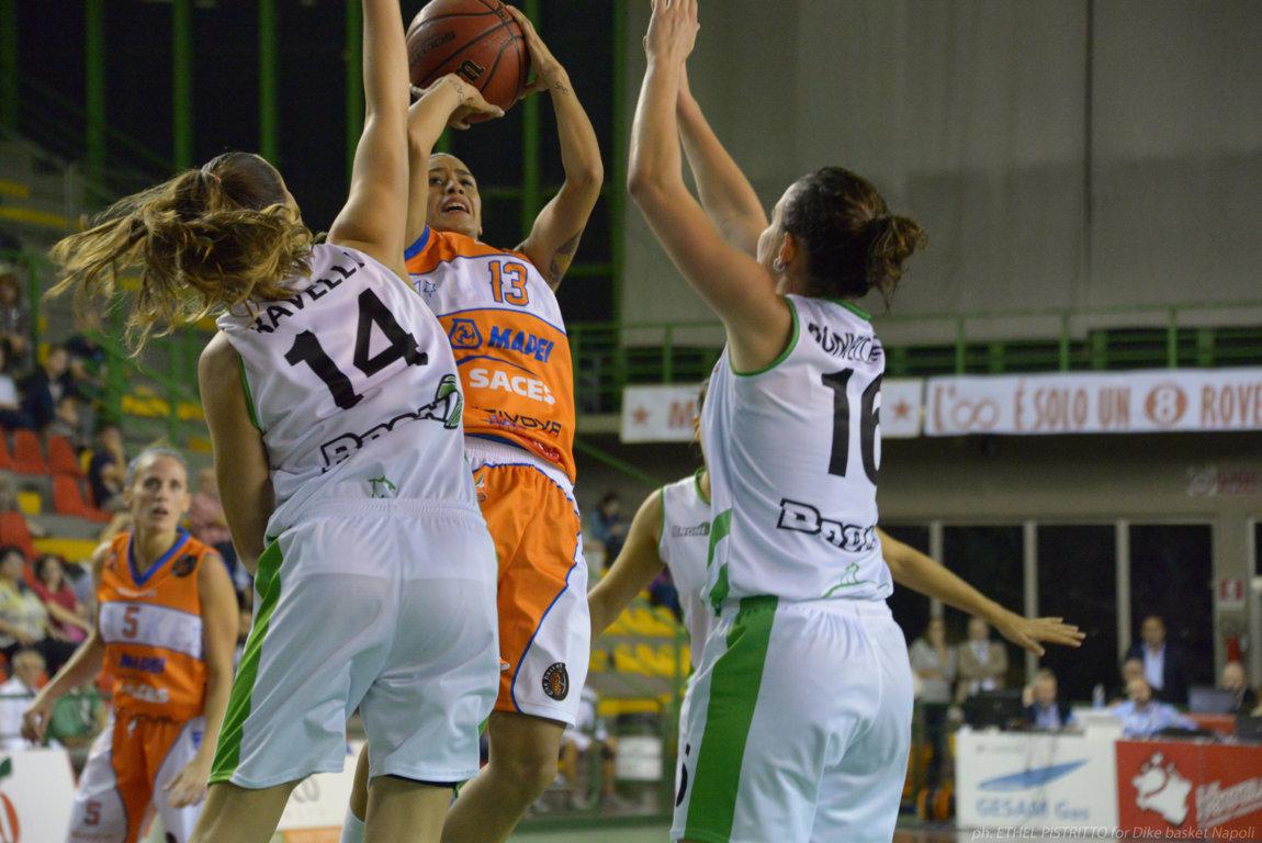 Basket: Saces Mapei Givova non riesce ad espugnare San Martino