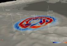 #Terremoto. SHAKEMOVIE: Propagazione delle onde sismiche