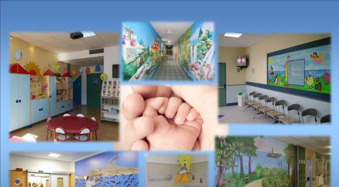 "Ospedale Pausillipon. ""Le Ali di Gianandrea"