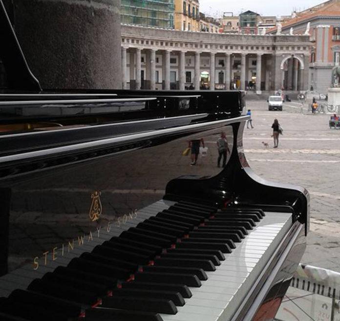 Piano City Napoli 2016, la musica in ogni angolo della città