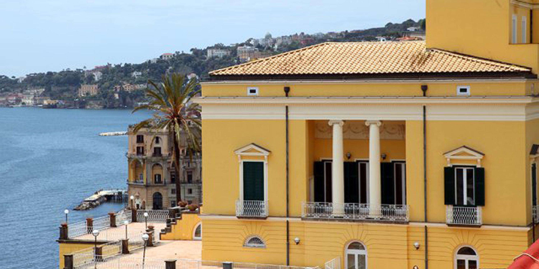 Napoli Villa Doria D Angri