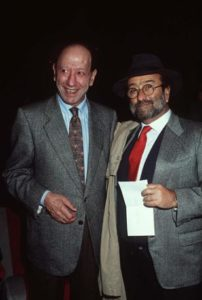 Renato Carosone, Lucio Dalla