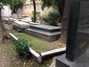 Tomba di Giorgio Ascarelli