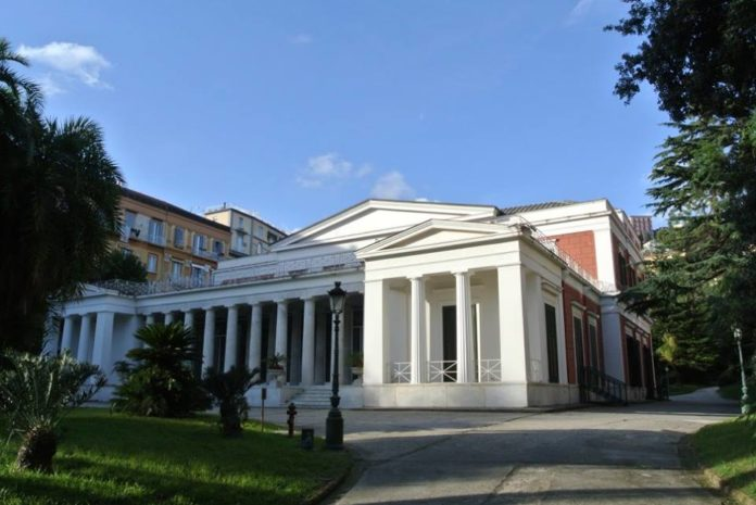 L'Associazione Scarlatti a Villa Pignatelli per i