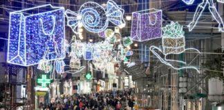Luci di Natale, Confcommercio attende risposte dal Comune di Napoli