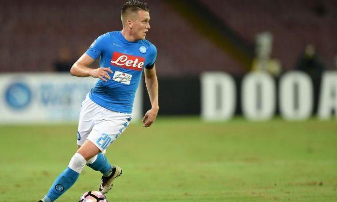Calcio Napoli: dopo la casa di Allan, furto in auto per Zielinski