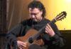 Mercoledì 18 gennaio 2017 alle ore 21 nel Teatro di Corte di Palazzo Reale per la Stagione Concertistica della Associazione Alessandro Scarlatti, atteso recital del chitarrista napoletano Aniello Desiderio.