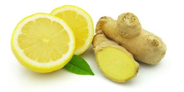 zenzero limone