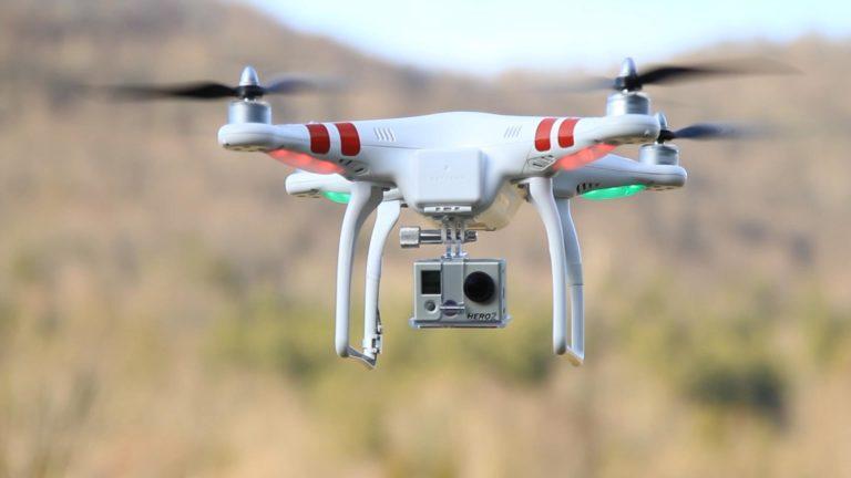 """Droni in Mostra"",  già 1.000 visitatori virtuali"