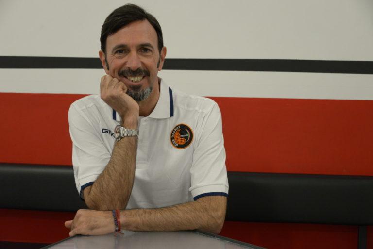 """Pietro Margiotta è il """"mental coach"""" della Saces Mapei Givova"""