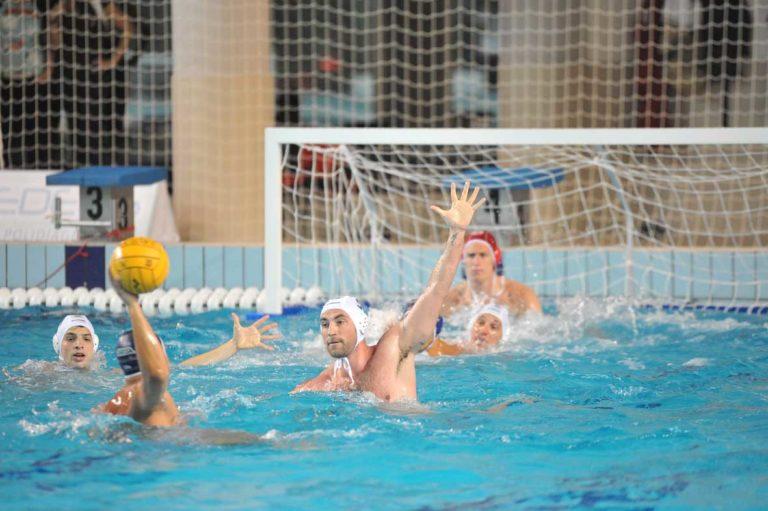 Pallanuoto A1 maschile. Acquachiara-Canottieri 5-11