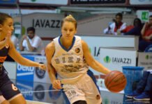 Basket femminile: La Saces Mapei Givova trionfa in gara 2 a Schio