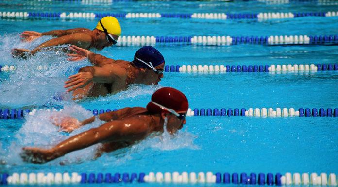 La Canottieri Napoli a Roma per i Campionati Italiani di nuoto