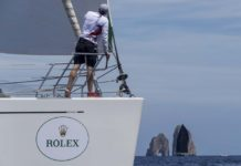 Rolex Capri Sailing Week, record di adesioni dei team