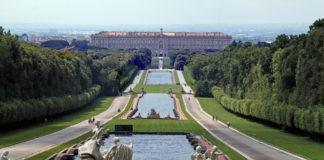 Reggia Challenge Cup 2018: La Fontana dei Delfini è pronta per le gare