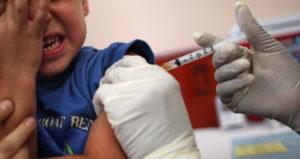 morbillo vaccino