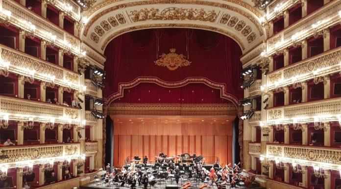 Teatro San Carlo, aperta la stagione concertistica 2017/2018