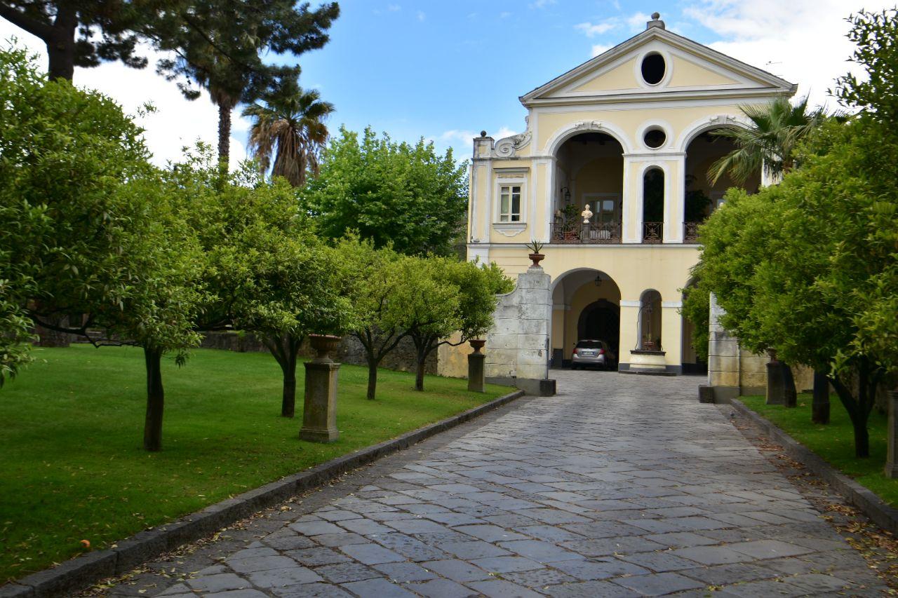 Ville Eventi San Giuseppe Vesuviano