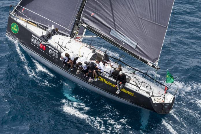 Rolex Capri Sailing Week, DAY 3. Domani ultimo giorno di regate