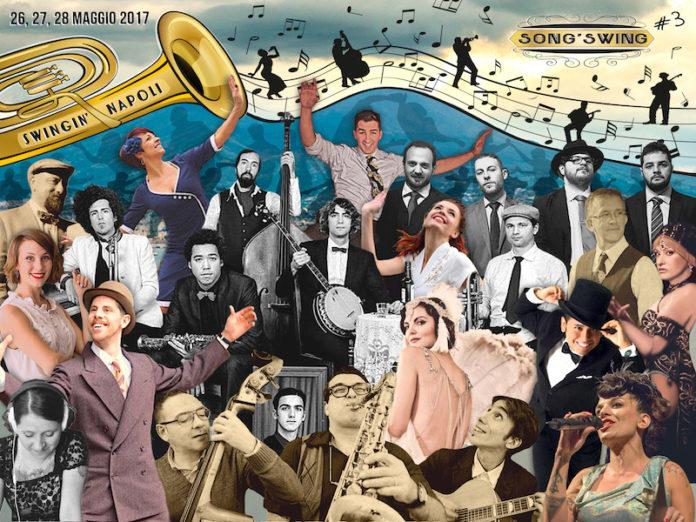 Song' Swing, laterza edizione torna a Napoli presso la Galleria Principe di Napoli (Piazza Museo) dal 26 al 28 maggio.