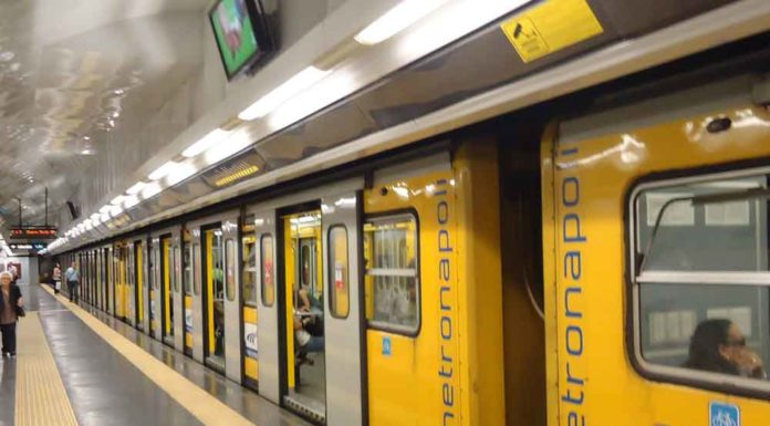 Metropolitana di Napoli, treni vecchi ma mancano fondi per la manutenzione