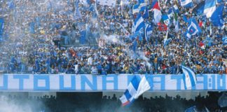 Stadio San Paolo, Napoli-Sassuolo: 'daspo' a tifoso napoletano