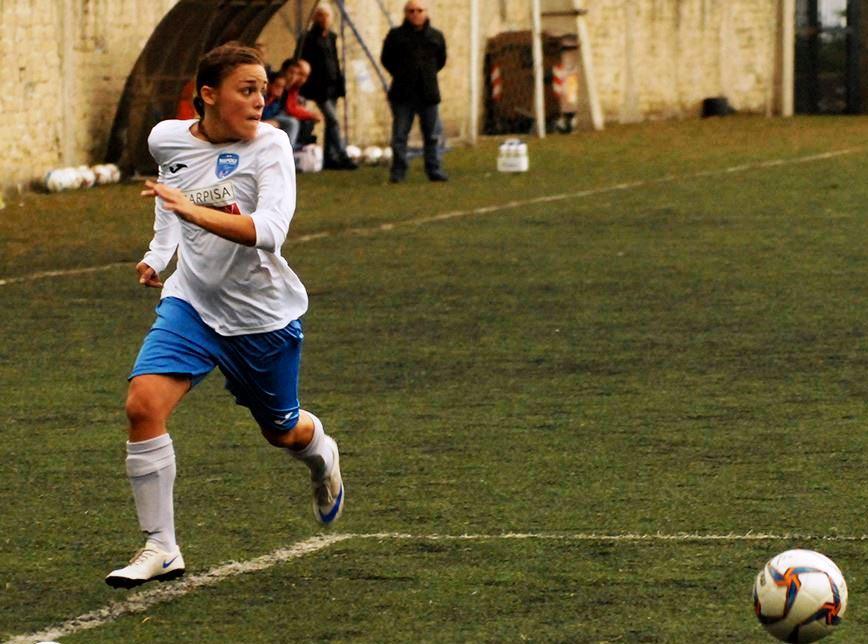 Ampio successo per il Napoli Carpisa Yamamay Calcio Femminile