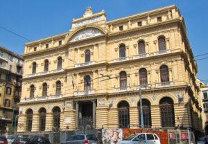 Cronaca di Napoli, processo per progetti fantasma