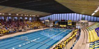 Nuoto, Federica Pellegrini e Luca Dotto alla Scandone di Napoli
