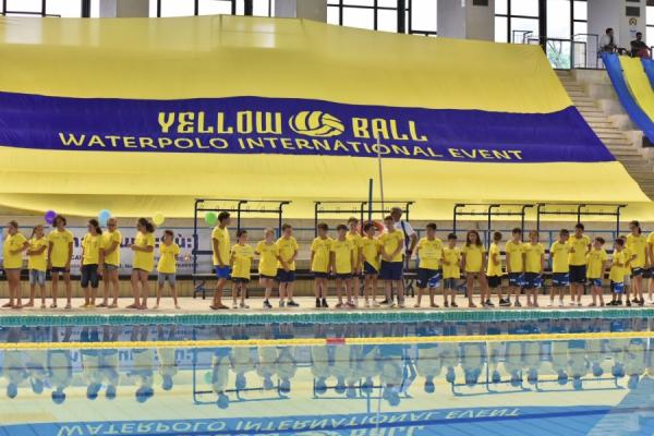 Yellow Ball: Pino Porzio sarà il testimonial maschile dell'edizione 2020