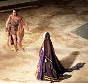 """Grande successo di """"Fedra"""" al Teatro Grande di Pompei"""