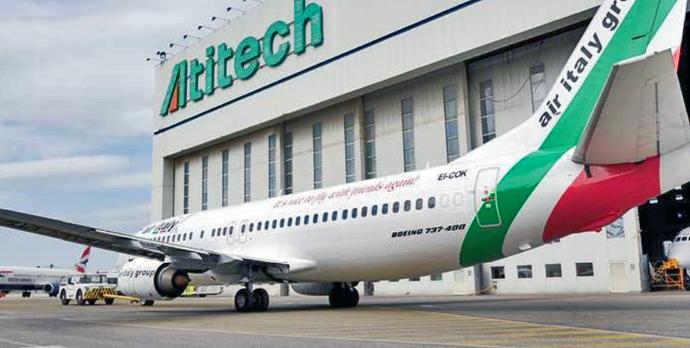 Aeronautica, Adria Airways sceglie Atitech per la manutenzione dei velivoli
