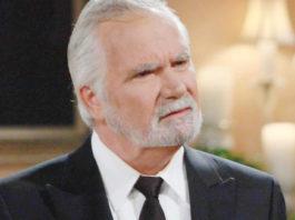 Beautiful, anticipazioni della puntata di oggi lunedì 9 luglio e trame della settimana fino a venerdì 13 luglio. E' scontro tra Quinn ed Eric. Sheila approfitta della crisi.