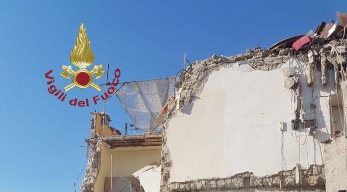 Crollo Torre Annunziata, divieto di dimora per l'architetto
