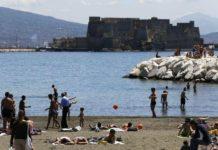 Meteo Campania, un anticipo dell'estate con l'anticiclone Apollo