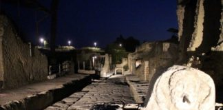 Ercolano, al via Herculaneum Experience. Date e orari visite