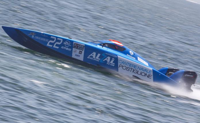 Motonautica, secondo posto per il Circolo Canottieri Napoli