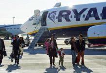 Ryanair: Scatta la polemica per i neonati che pagheranno il biglietto
