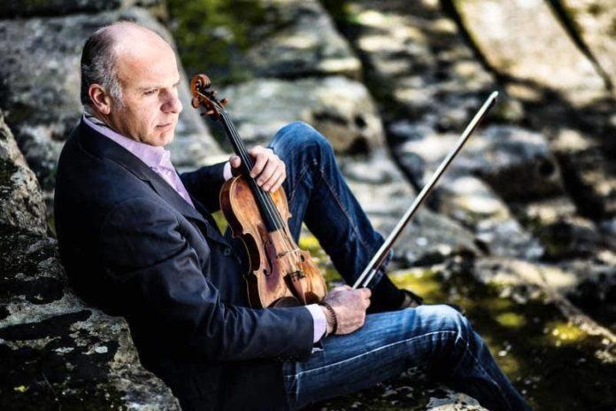 Il celebre violinista Massimo Quarta ospite dell'Associazione Scarlatti