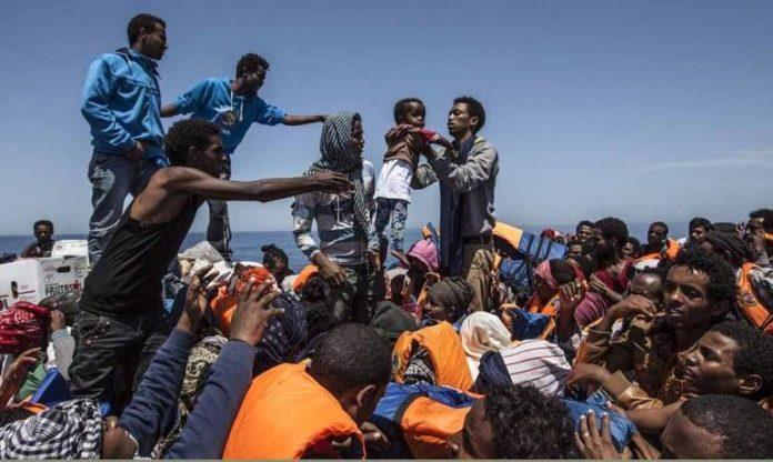 Cronache di Salerno: Domani nuovo sbarco di 375 migranti