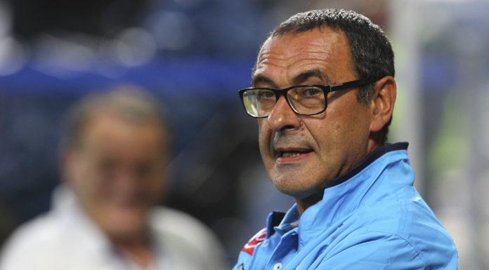 Calcio Napoli: niente squalifica per Sarri. Sarà in panchina con la SPAL