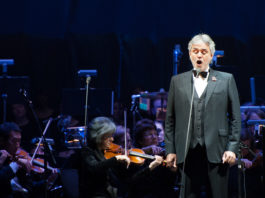 """Andrea Bocelli, a breve in uscita il nuovo album """"Si"""""""