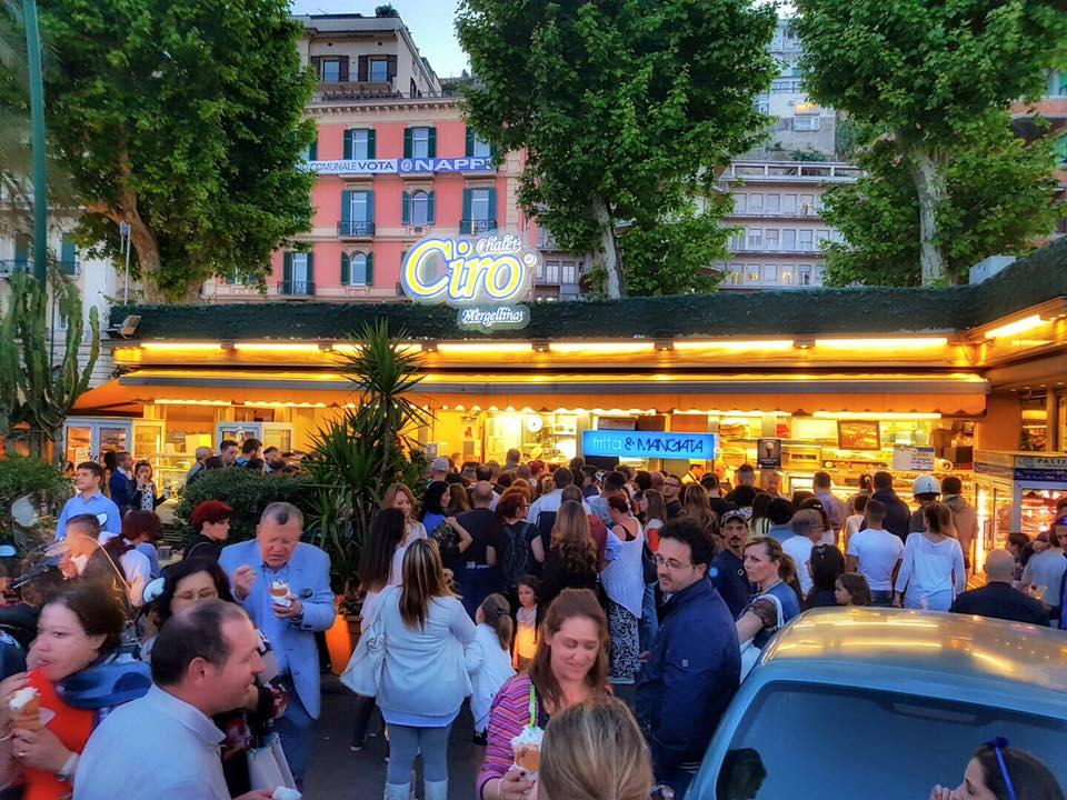 Chalet Ciro, Tar boccia Comune di Napoli: ok ai tavolini