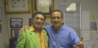 L'attore e cantante Ciro Giorgio vola di nuovo a Las Vegas per la San Gennaro Feast tra canzoni e teatro con la maschera di Pulcinella.