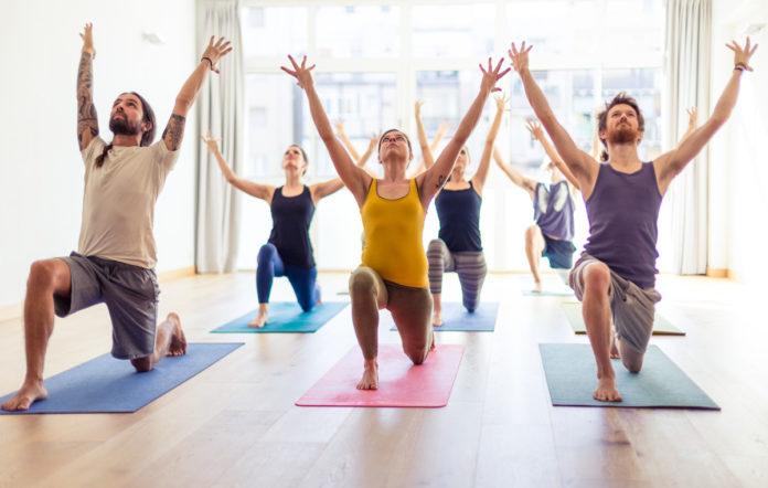 dal Comune di Napoli e dall'associazione Yoga Napoli.