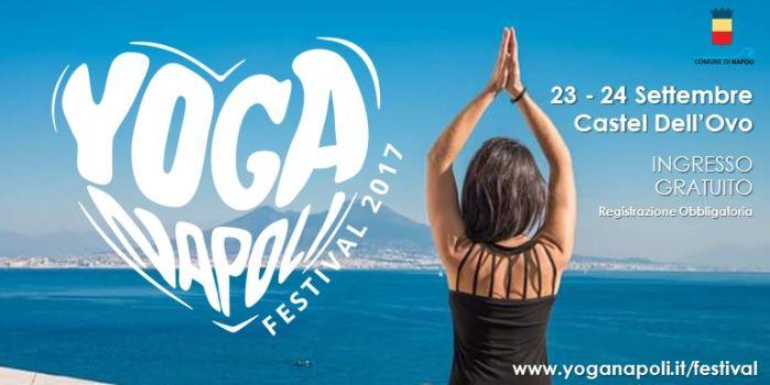 Comune di Napoli e dall'associazione Yoga Napoli.