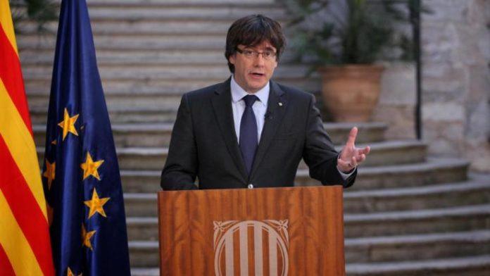 Puigdemont chiede asilo politico in Belgio